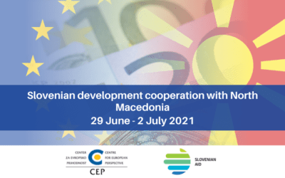 Slovenian development cooperation with North Macedonia in accelerating the confiscations of assets of illegal origin
