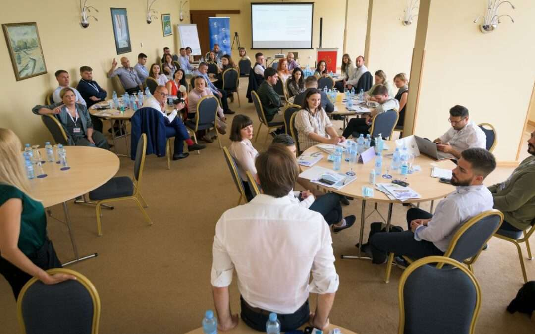 First in-person EDDE training after 2020 successful