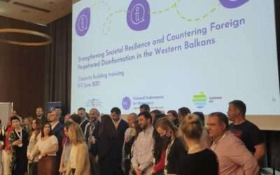 Capacity building workshop on disinformation concludes