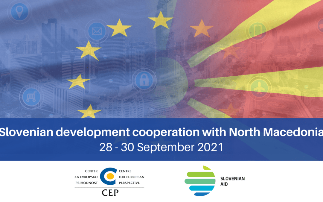 Slovenia is supporting North Macedonia in increasing its communication capacity in Chapter 24