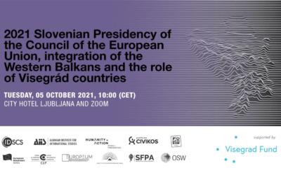 Successful conclusion of Think Balkan Conference in Ljubljana