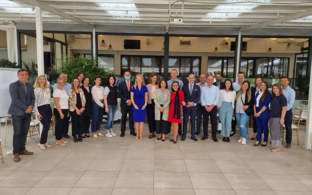 Macedonian Working Group of Chapter 24 prepares in the framework of Slovenian Development Assistance